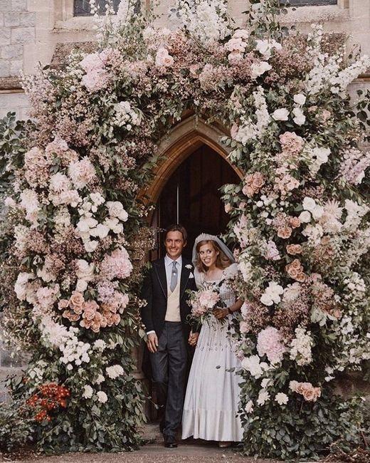 Matrimonio Beatrice di York 2