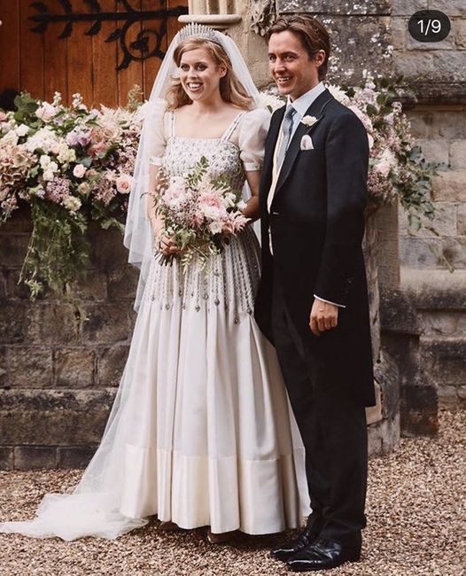 Matrimonio Beatrice di York 3