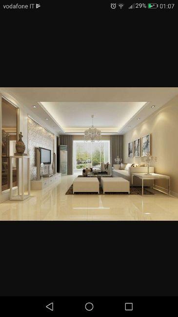 Faretti Per Soggiorno: Illuminazione led casa utilizzo del controsoffitto con l. Faretti per ...