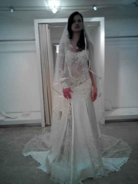 Prezzo abito da sposa - 1