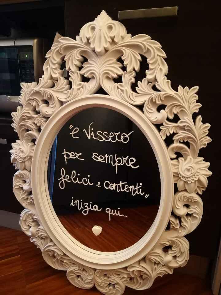 Specchio benvenuto ✅ - 1