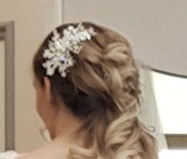 Accessori per i capelli della sposa 5