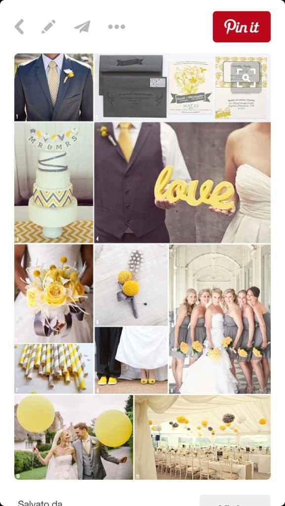 Matrimonio in giallo - 1