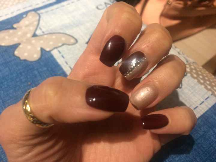 1^ prova unghie matrimonio - 1