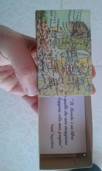 Frasi Matrimonio Tema Viaggio.Le Mie Scatoline A Tema Pagina 2 Fai Da Te Forum Matrimonio Com