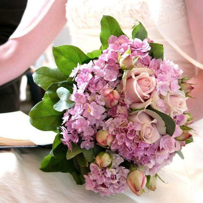 Bouquet lilla quale preferite? 1