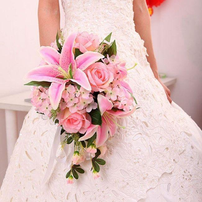 Bouquet lilla quale preferite? 2