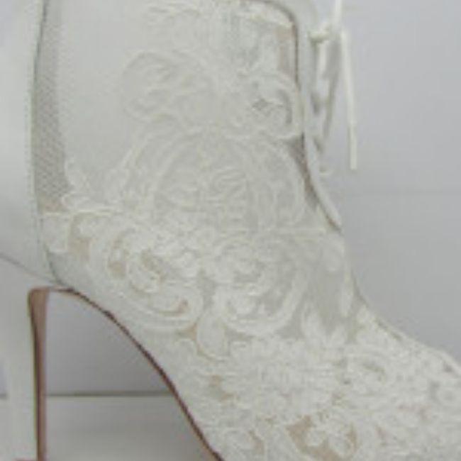 Stivaletti come scarpe da sposa, si oppure no e perché no? 1