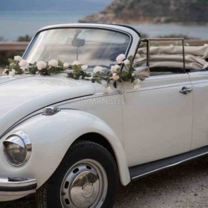 Che tipo di macchina avete scelto per il vostro matrimonio? - 1