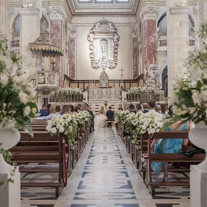 Allestimenti Floreali Chiesa - 1