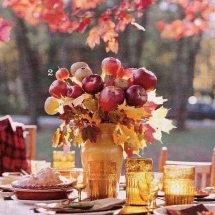 Allestimento matrimonio ottobre - 1