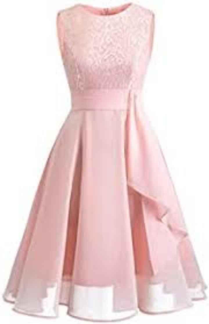 Di che colore sarà il vostro abito per la promessa di matrimonio? - 2