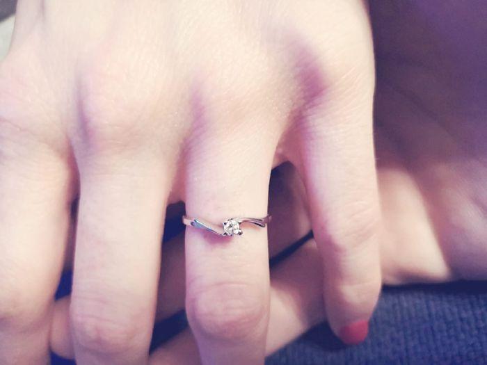 I vostri anelli di fidanzamento: vogliamo vederli! 21