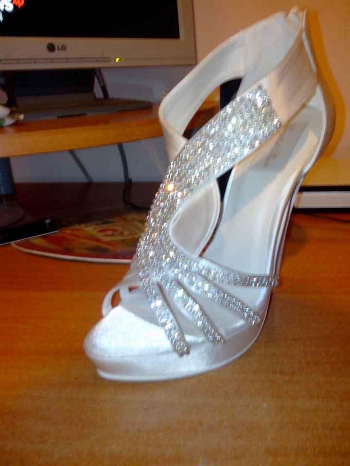 Le scarpe finalmente - 2