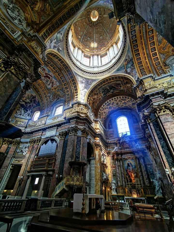 Alla ricerca della Chiesa... - 1