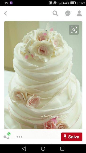 Torta nuziale - 2