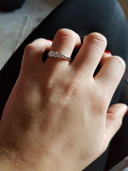 Anello di fidanzamento 15