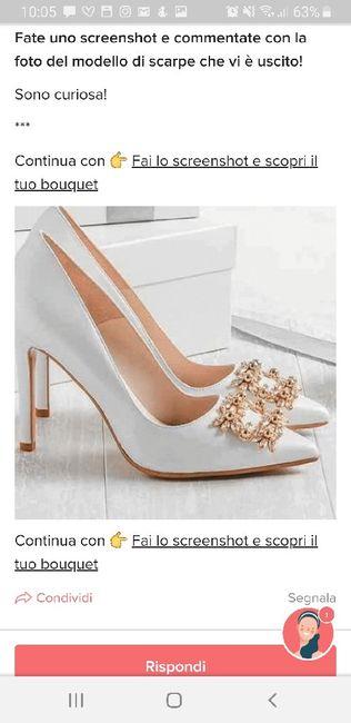 Fai lo screenshot e scopri le tue scarpe 17