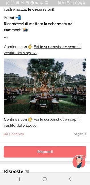 Fai lo screenshot e scopri le tue decorazioni 16
