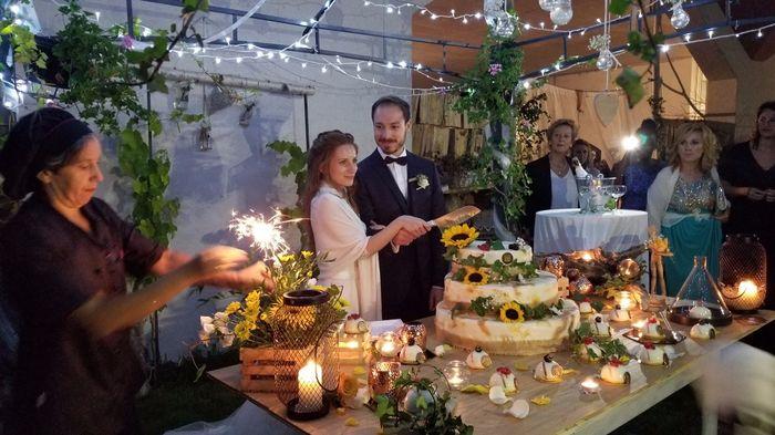 Ci siamo sposati!! 17