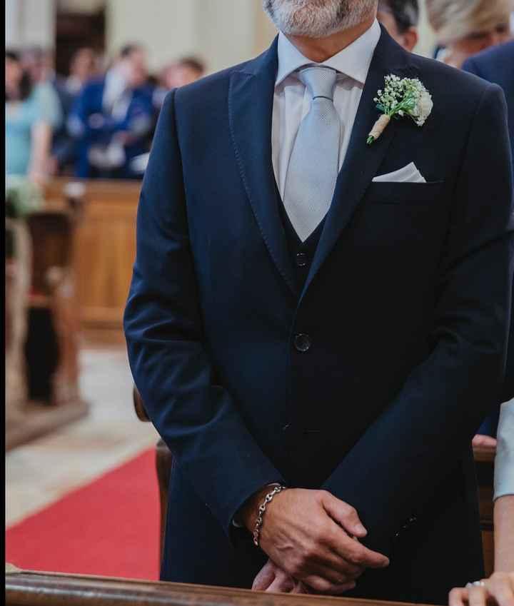 Papà sposa abito - 1