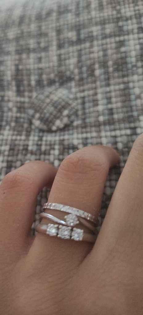 Anello di fidanzamento? - 2