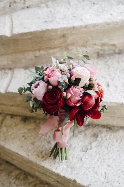 Uscite i bouquet! :) 2