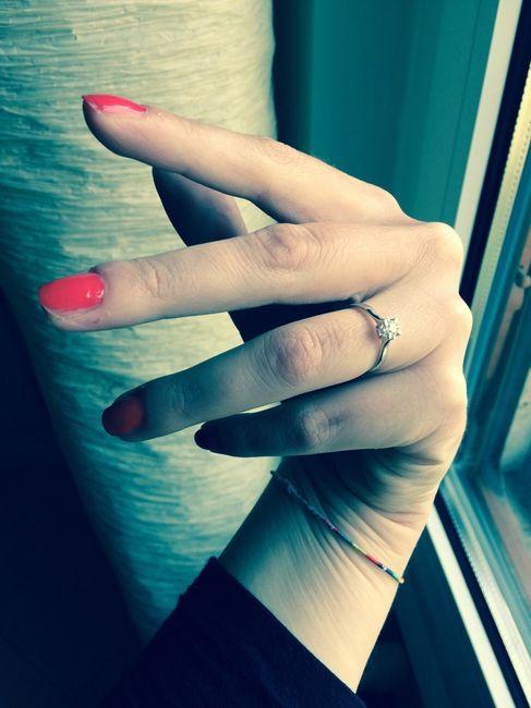 I vostri anelli... fatelo vedere! :d - 2