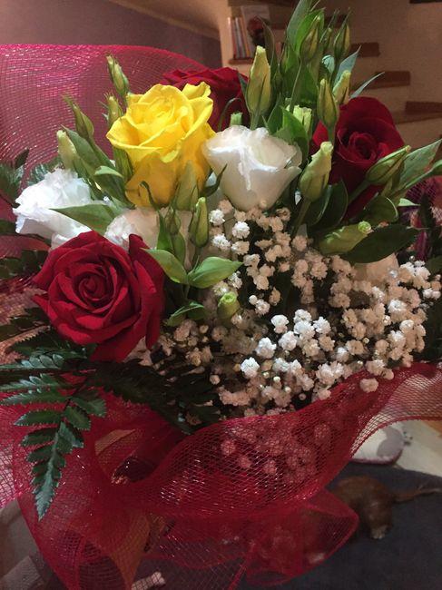 Come festeggiate l anniversario? Mensile o annuale? Qualche rito o tradizione di coppia? 3