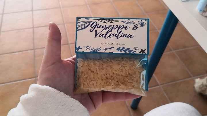 Quanti mesi prima si può impacchettare il riso? - 1