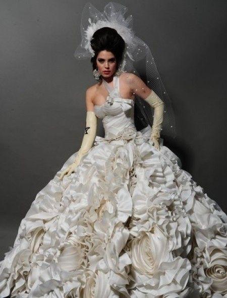 Abiti da sposa di Pnina Tornai... - Pagina 2 - Moda nozze - Forum ... fcf61c73b9e