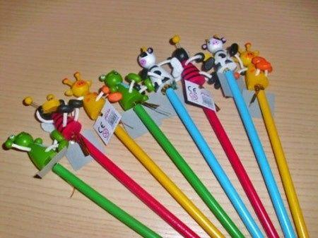 matite per bimbi come segnaposto