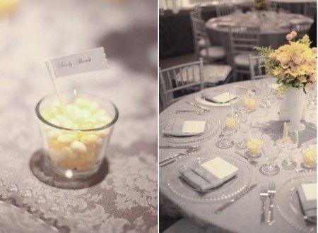 Matrimonio fine ottobre  colore grigio perla   organizzazione ...