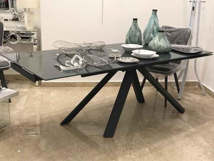 Consiglio abbinamento tavolo/sedie - 1
