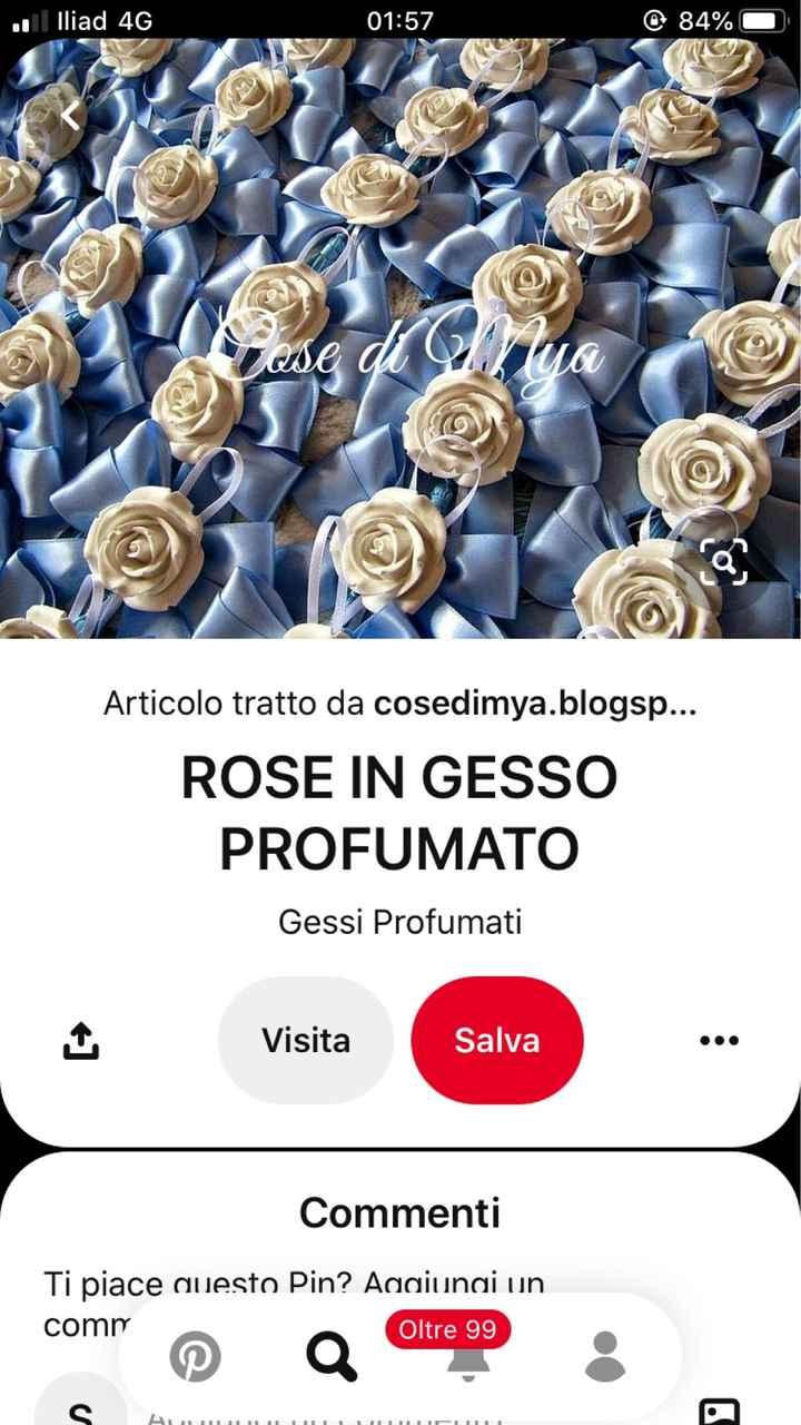 Gessetti profumati - 1