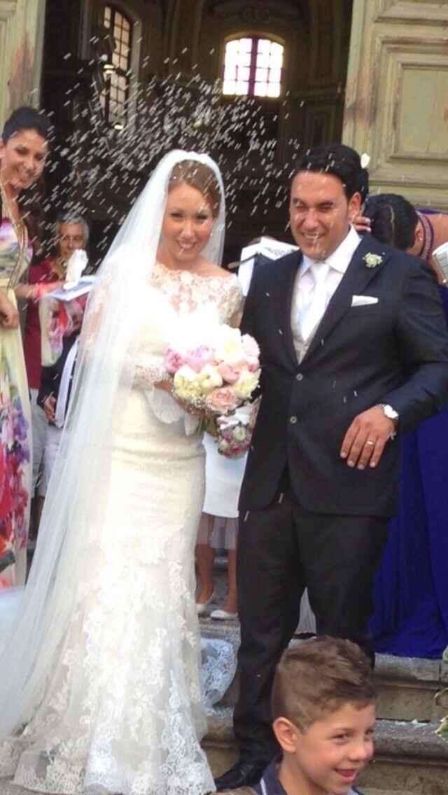 Anche io sposa!!!