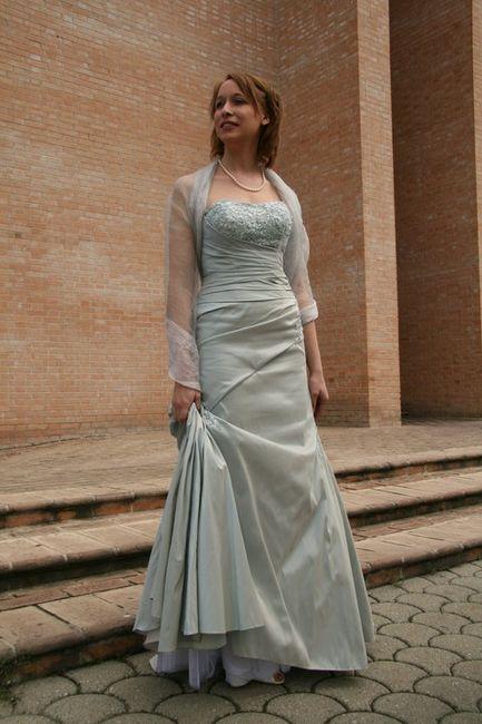 Popolare Abito da sposa seconde nozze civili - Moda nozze - Forum  BB63