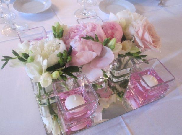 Peonie Ortensie Matrimonio : Centrotavola peonie pagina organizzazione matrimonio