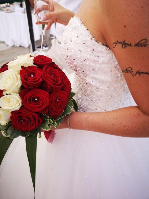 Bouquet per ogni abito 💖💐 5