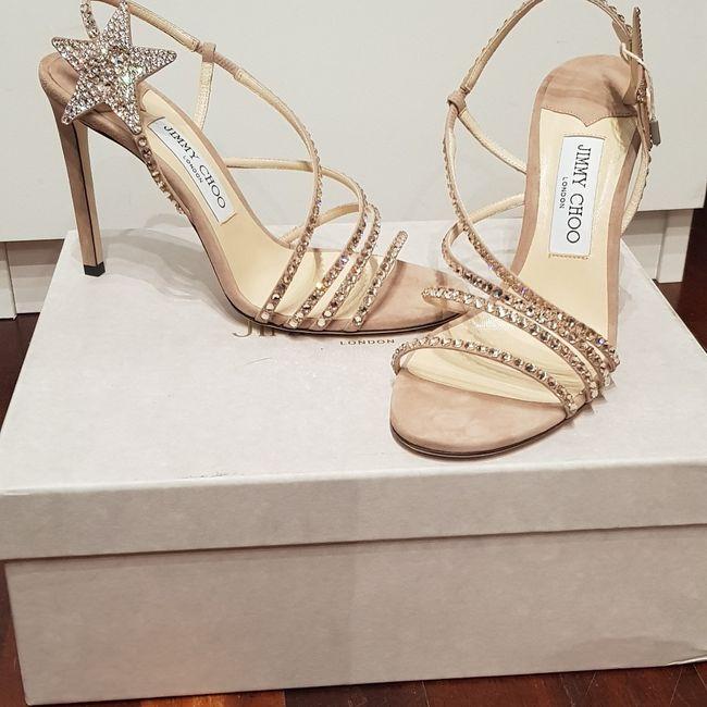 Le mie scarpe da sposa - 1