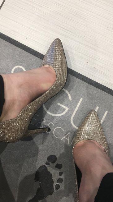 Come saranno le vostre scarpe da sposa? 10