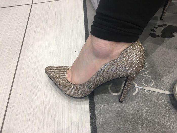 Come saranno le vostre scarpe da sposa? 11