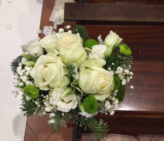 Fiori total white - 3