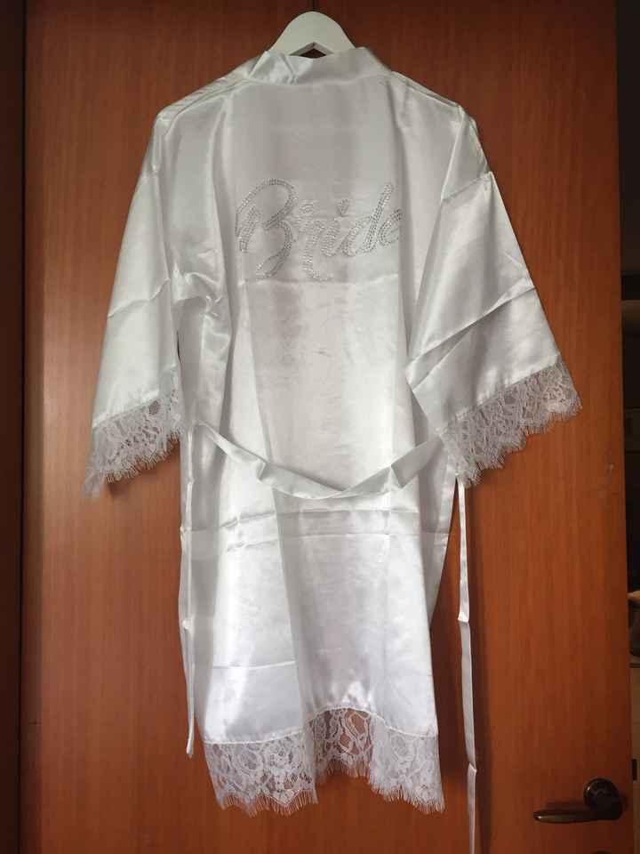 Kimono per la preparazione 😍 - 1