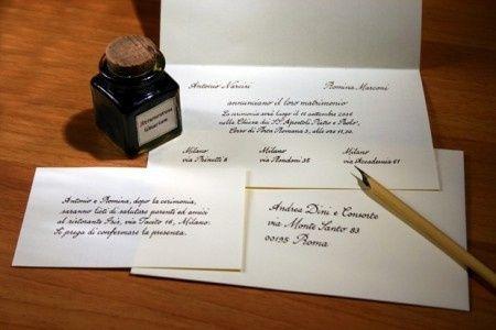 Partecipazioni Matrimonio Nome Invitati.Guida Cosa Scrivere Sulle Buste Delle Partecipazioni Fai Da Te