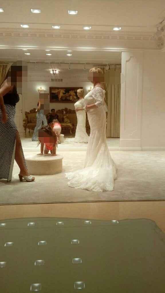 Si sposa mia mamma...ecco il suo abito - 1