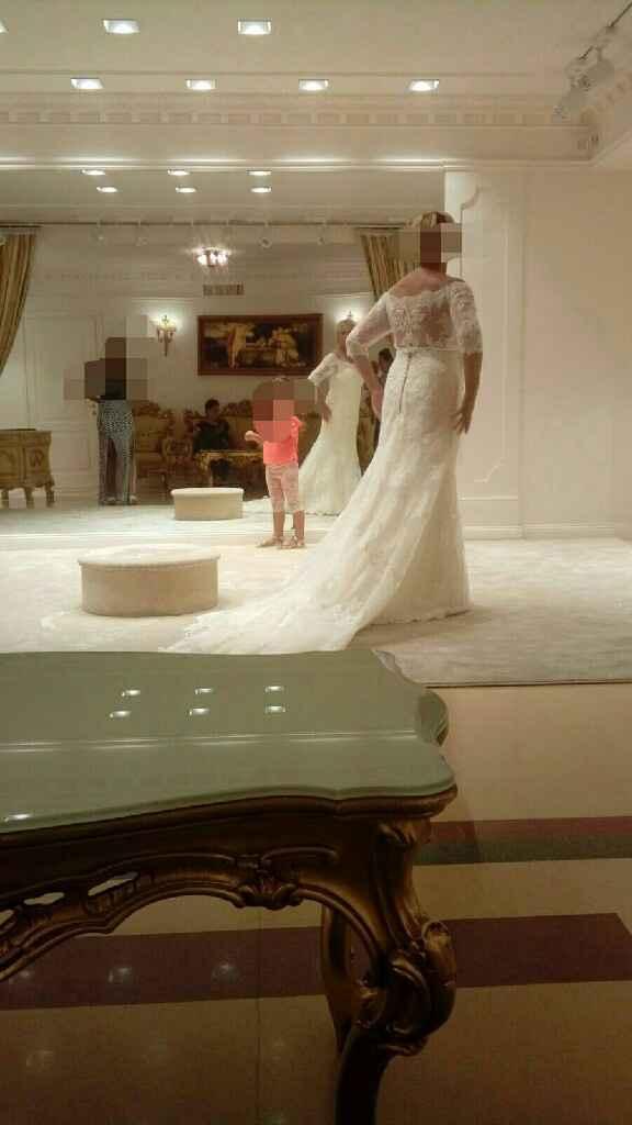 Si sposa mia mamma...ecco il suo abito - 2