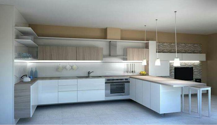 cucine moderne sospese vivere insieme forum
