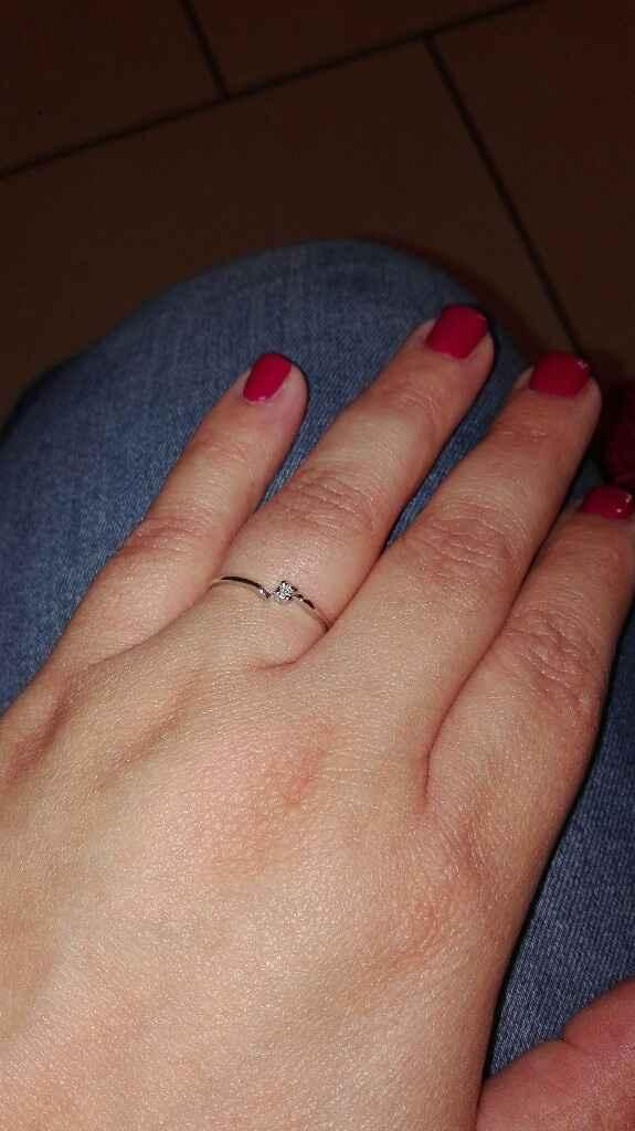 i vostri anelli di fidanzamento! - 1