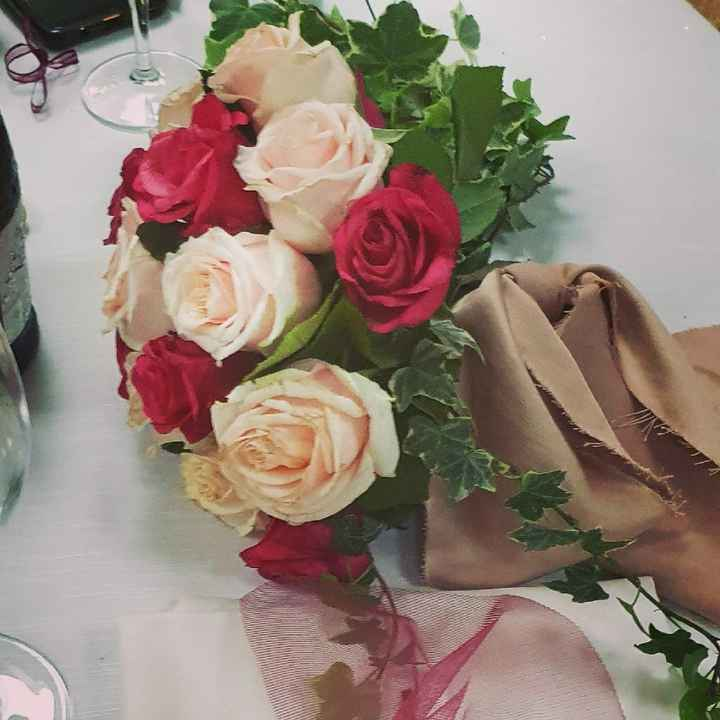 Bouquet: fiori o no? - 1